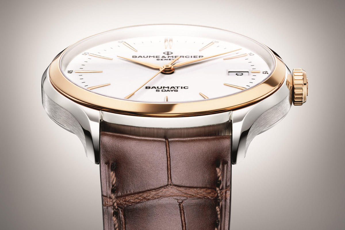 12a Baume et Mercier Clifton Baumatic 10401 HT